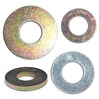 FLAT WASHERS - THRU HARDENED
