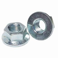 METRIC FLANGE NUTS