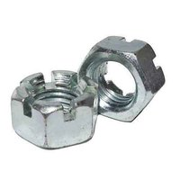 FIN SLOTTED HEX NUTS